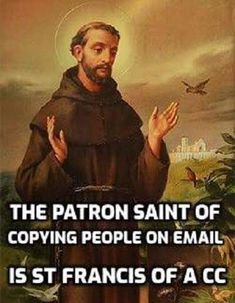 Patron Saints, St Francis, Family First, Atheism, Hilarious, Funny, In This World, I Laughed, Religion