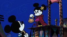 Mickey Mouse in O Sole Minnie - Great Animated Short featuring Mickey Mouse and Minnie Mouse