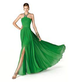 #Trajes para #Bodas 2014: #Invitadas #madrinas y #damasdehonor Imágenes St. Patrick y La Sposa