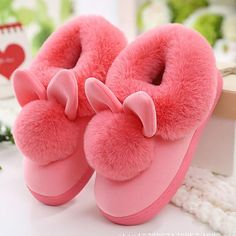 6eefe78d0 trendy female shoes fuzzy slippers velvet indoor plush slippers solid  ladies home slippers adult woman shoes