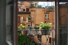 Apartments in Rome - view, Vicolo del Bologna - Trastevere