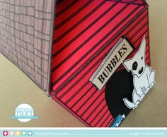 Dog House Box Kit EDITABLE Text to by SimplyEverydayMe on Etsy