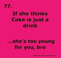 She's Too Young For You, Bro My Crazy, Bro, Haha, Funny Stuff, Hilarious, Humor, Random, Funny Things, Ha Ha