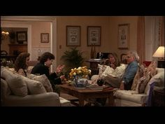 father of the bride house inspiration...love the 2 couches facing eachother