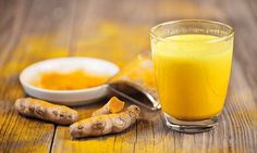 6 amazing ways to add and enjoy turmeric in your daily diet. Use golden milk, golden paste, cooking recipes, quick microwave meal or make a turmeric tea! Turmeric Milk Benefits, Turmeric Drink, Organic Turmeric, Thyme Benefits, Turmeric Paste, Ginger Tea, Milk Recipes, Herbalism, The Cure