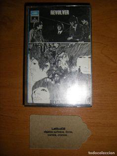 THE BEATLES. REVOLVER.CASETTE EMI1971 (Música - Casetes)