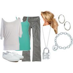 Stylish in yoga pants. Classy Outfits, Casual Outfits, Cute Outfits, Fashion Outfits, Classy Clothes, Summer Outfits, Mommy Style, Style Me, Lounge Outfit