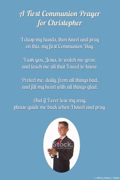 1000 Images About Communion Poems On Pinterest First Communion Stretched Canvas And Prayer