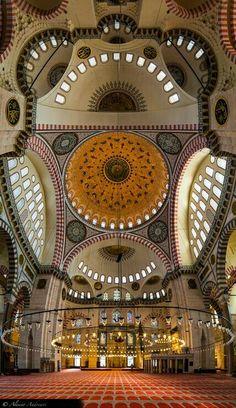 Roof of Masjid beautiful architecture