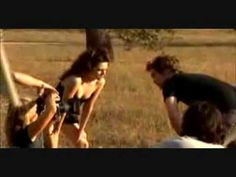 Vanity Fair Twilight photo shoot clip 5