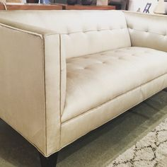 Kennedy Sofa Find This Pin And More On Mitchell Gold Bob Williams