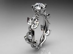 im in love with this ring!! definitely want something similar to this for my engagement ring