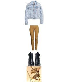 Mi #outfit para este día tan fresquito. Y eso que hoy entra la primavera ☀️ www.eneapp.com