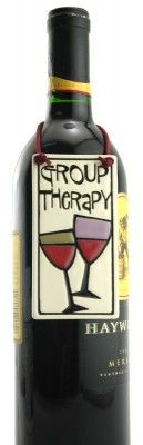 My kind of group therapy! What a great gift idea for someone going through a rough time!!