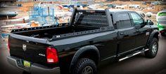 Aluminum Truck Headache Racks 1