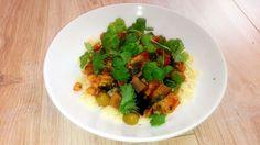 Wyprawy kulinarne: Marokański gulasz z ciecierzycą