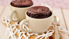 1 Minute Chocolate Brownie , Weight Watchers Recipes , 4 smart points