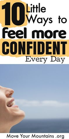 How to feel more confident when nothing seems to be going your way. Click through to find ways to boost your confidence by following some easy mindset tricks and tips. Learn to be more confident and improve your confidence with these confidence building techniques. Not just personal development, these tips will help you build your self esteem from the scratch. #personalgrowth #selfcare #selfhelp #selfimprovement #millennial #success #happiness Negative Thinking, Negative Thoughts, Positive Mindset, Positive Life, Self Development, Personal Development, Confidence Building, Learning To Be, Self Esteem