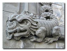 Dragon Gargoyle   ..rh