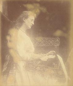 Elaine by Julia Margaret Cameron