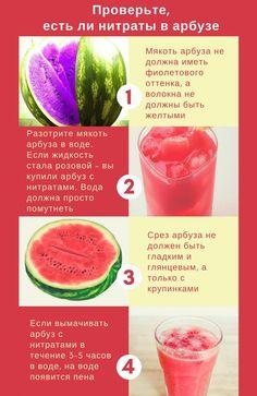 Август - сезон любимых арбузов 🍉 🍉 🍉 Но как понять, можно ли съесть арбуз без вреда для здоровья?  Поможет наша табличка с подсказками. Сохраняйте себе и будьте начеку!