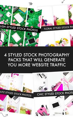 4 Gorgeous Styled Stock Photography Packs That Will Attract More Traffic To Your Blog