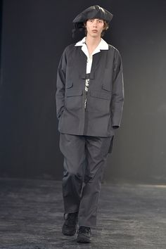 London Fashion Week Men's - Kiko Kostadinov