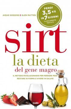 Dieta Sirt: il libro