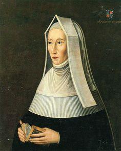 Unknown Artist, Lady Margaret Beaufort, 1443