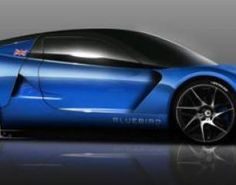 2014 Bluebird DC50 Electric Sports Car Unveiled