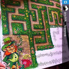 labirinto Jardim Secreto