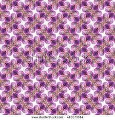 Seamless fractal pattern, lilac. Abstract bright wall-paper, a print for fabric, decorative textiles, packing paper, etc.