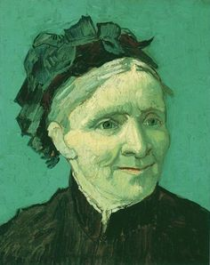 Анна Корнелия Ван Гог-Carbentus (1888 г.), Винсент ван Гог.