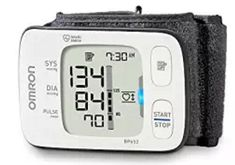 Omron 7 Series Wrist Blood Pressure Monitor (Model Clinically Proven Accurate with Heart Zone Guidance and Irregular Heartbeat Detector Natural Blood Pressure, Blood Pressure Symptoms, Healthy Blood Pressure, Normal Blood Pressure, Blood Pressure Remedies, Monitor, Irregular Heartbeat, Hibiscus, Smoothie