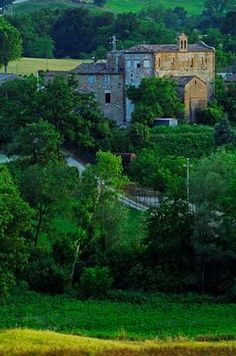 San Ginesio - Marche Italy