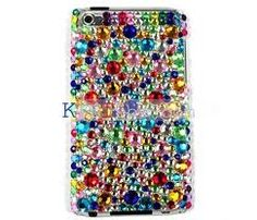 I phone crystal case