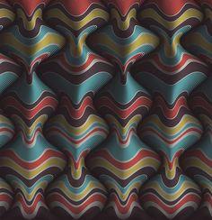 Novelty Waves 3 on Behance
