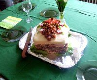 Slaná torta Pudding, Cake, Desserts, Food, Tailgate Desserts, Deserts, Custard Pudding, Kuchen, Essen