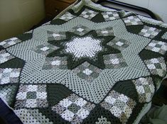 Ravelry: Blue Star pattern by Kathy Blakely, pattern to buy