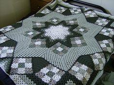 Ravelry: Blue Star pattern by Kathy Blakely