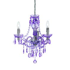 if having a chandelier in every room is wrong, I don't want to be right.