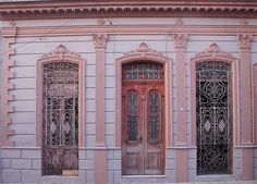 Window in Old Santa Clara Cuba by lezumbalaberenjena, via Flickr