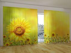 Big Sun #Wellmira #ModernCurtains #PhotoCurtains #PanoramicCurtains #Foto Vorhänge #Foto cortinas
