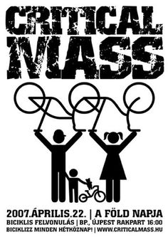 Helpers.hu Recommends: Critical Mass Bike Ride