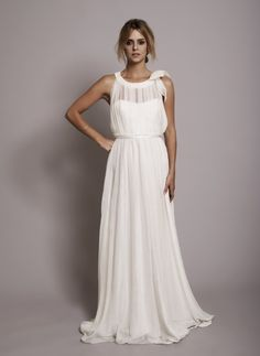 nice dress two... if I ever had the money to lavishly buy one. But like I said, a girl can always dream :)