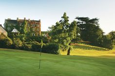 Enhance your stay with a round of golf complete with stunning views and troublesome bunkers!