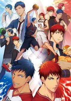 Kuroko No Basket: Last Game - Kuroko no Basuke - Mobile Wallpaper - Zerochan Anime Image Board Manga Anime, Fanarts Anime, Manga Art, Anime Guys, Anime Characters, Anime Art, Kuroko No Basket, Anime Basket, Kagami Vs Aomine