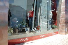 Mais uma foto da loja da Ckz enfeitada para o dia das mulheres mais importantes do mundo, as mães!