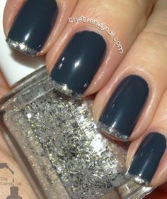 Mind Your Mittens - Hors D' oeuvres- #Essie #nails