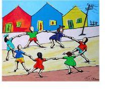 obras de artes de crianças brincando - Pesquisa Google